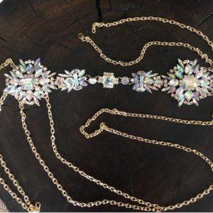 Jewelry - Crystal Statement Body Jewelry